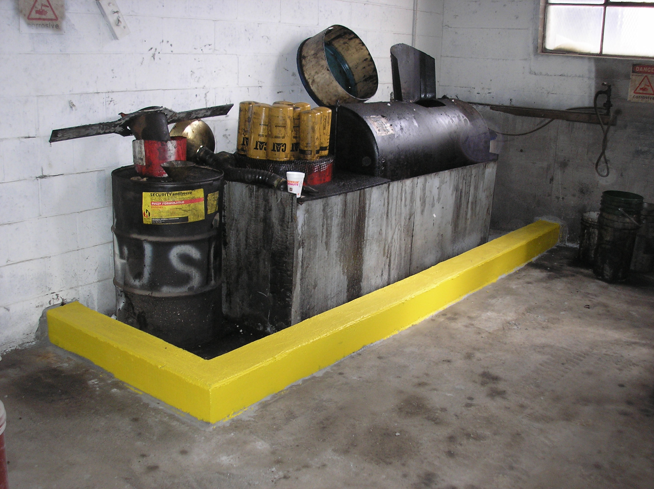 Used oil vs waste oil what 39 s the difference for Motor oil recycling center