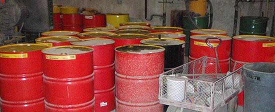 SPCC Plans & 55-Gallon Drums