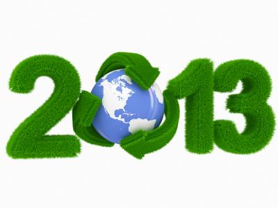 2013 Environmental & Sustainability Topics