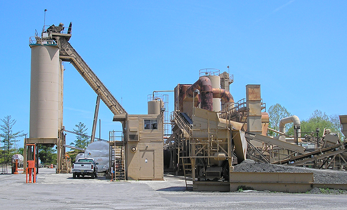Do Asphalt Plants need to do TRI Reporting?
