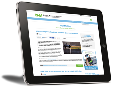 Sign Up for RMA's Blog