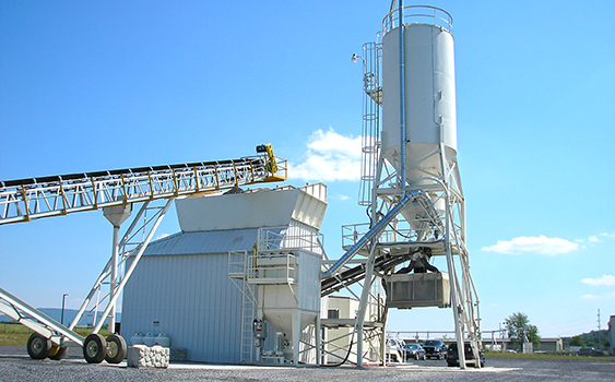 Do concrete plants need to do TRI Reporting?
