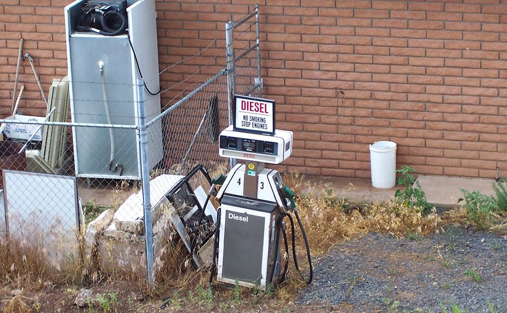 Phase I ESA at Gas Stations