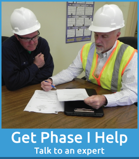 Contact Phase I Environmental Site Assessment Experts