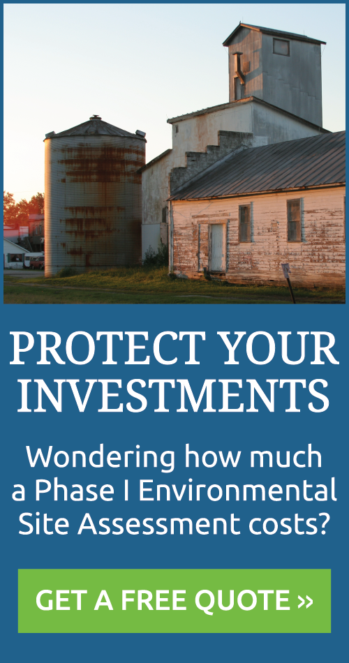 Phase I Environmental Site Assessment Cost Quote