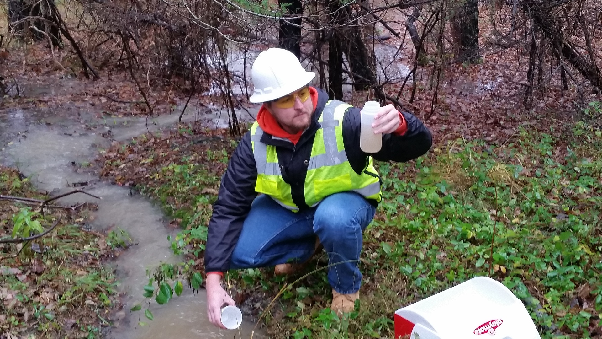 Do stormwater visual inspections the right way.