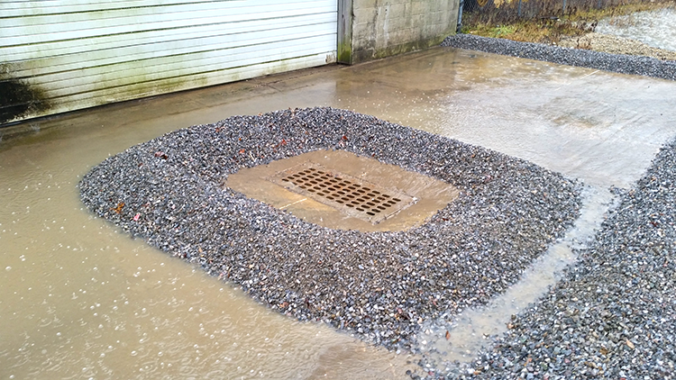 New Jersey Stormwater Discharge to Surface Water