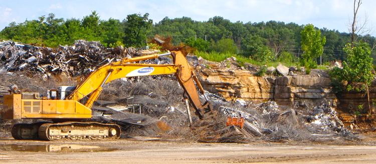 New Jersey Metal Recycling Permits