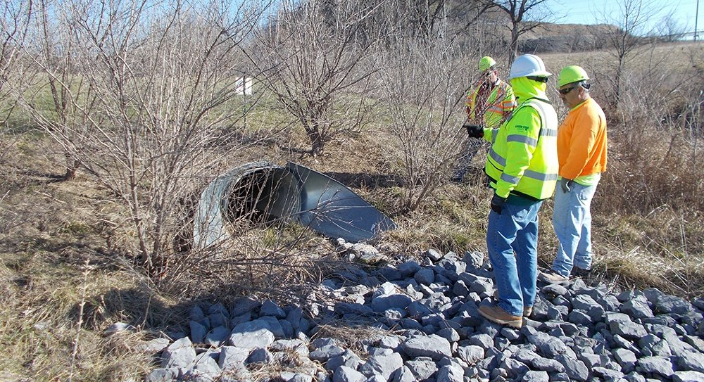 Better stormwater samples from stormwater outfall