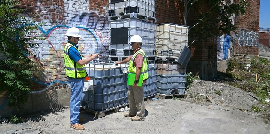 Phase I ESA, Mold, Lead, and Asbestos Testing