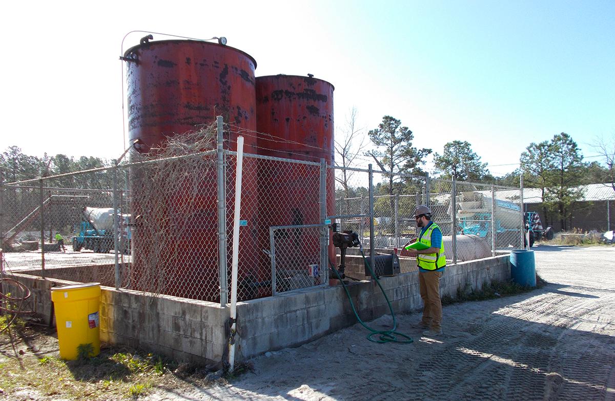SPCC Plans and Concrete Plants