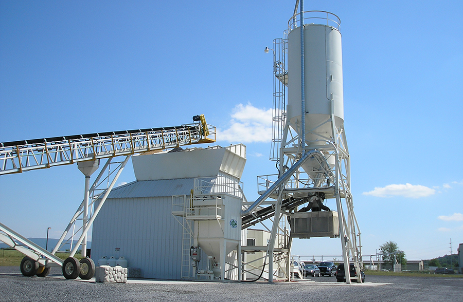 TRI Reporting at Ready Mix Concrete Plants