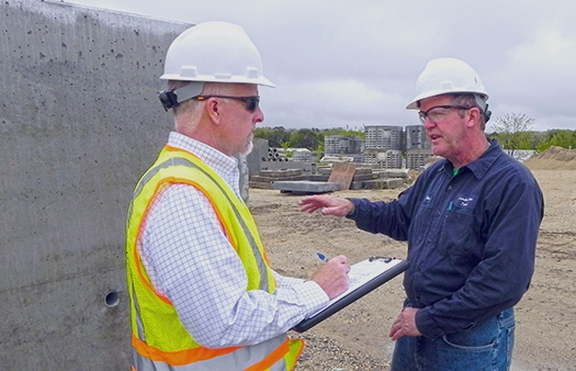 Who can conduct Phase I Environmental Site Assessments?