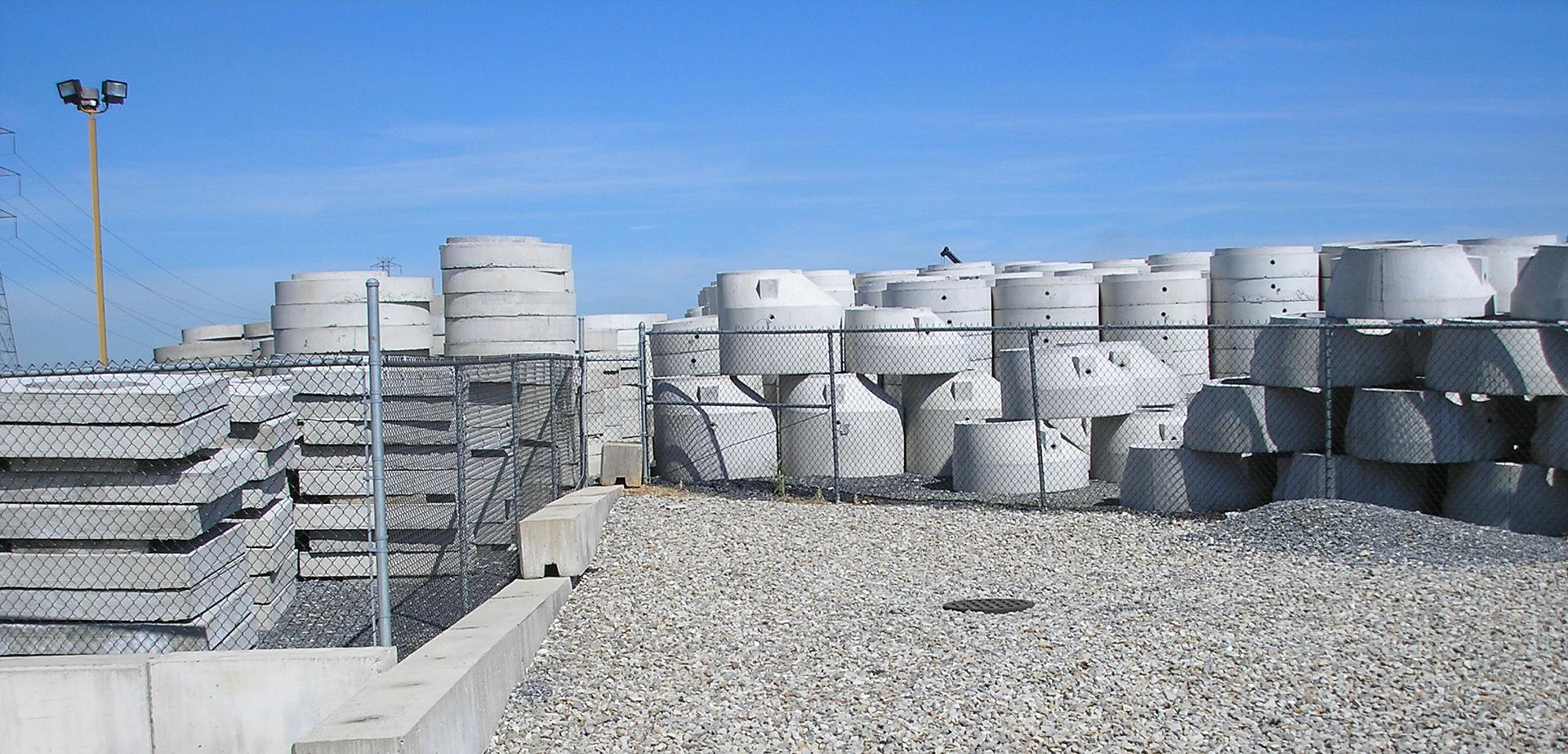 Precast Concrete Plant Stormwater Permits
