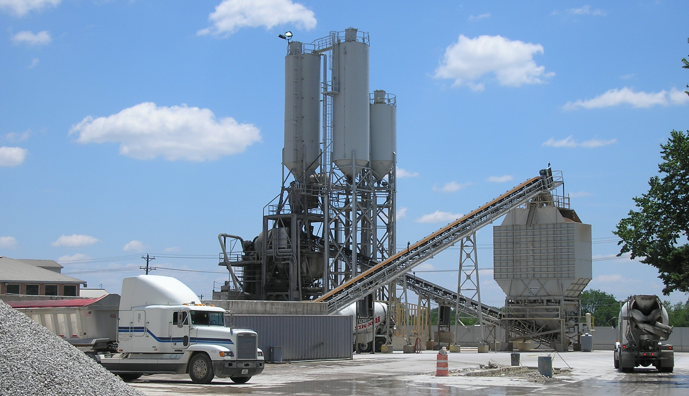 Ready-Mix Concrete Plant Stormwater Permits
