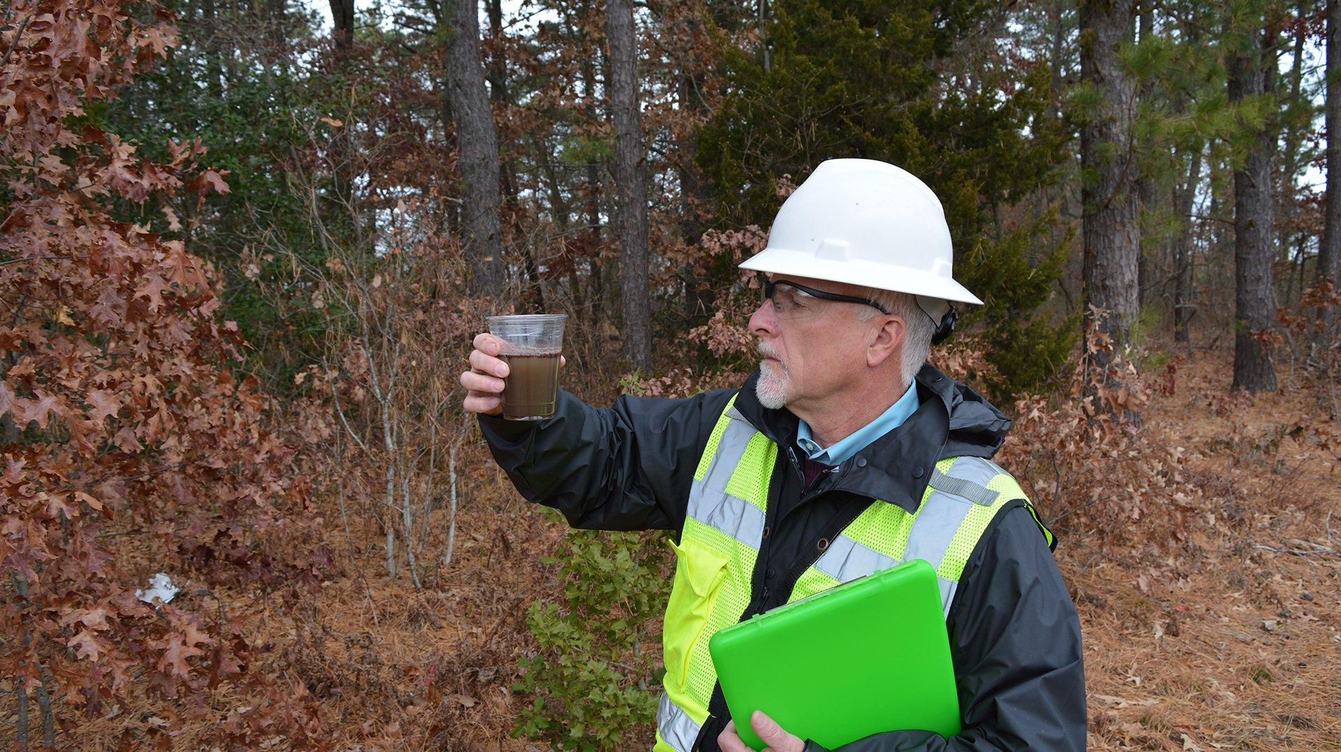 Concrete Plant Stormwater Permits